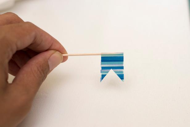 Washi Tape Flags